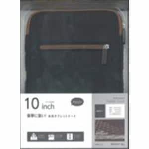 ラスタバナナ RBCA141 タブレット用 Anti-shock 汎用タブレットケース 10インチ ブラック