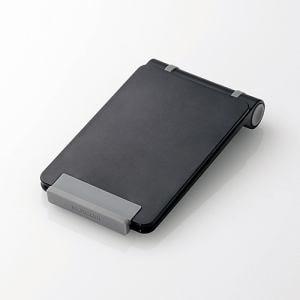エレコム TB-DSCMPBK タブレット用コンパクトスタンド ブラック