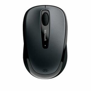 マイクロソフト Wireless Mobile Mouse 3500 Loch Ness Gray Refresh GMF-00423