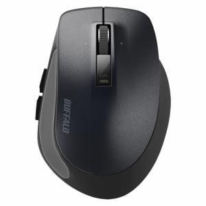 バッファロー BSMBB500SBK PremiumFitマウス Bluetooth3.0/BlueLED光学式/静音/5ボタン/横スクロール/Sサイズ ブラック