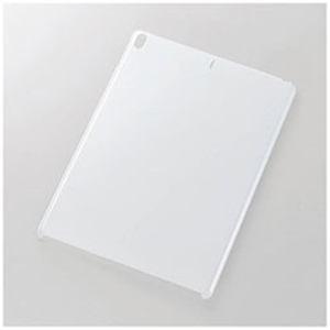 エレコム 10.5インチiPad Pro用 シェルカバー(クリア) TB-A17PVCR