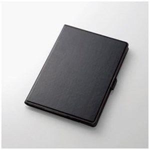 エレコム TB-A17360BK 10.5インチiPad Pro用 ソフトレザーカバー(360度回転) ブラック