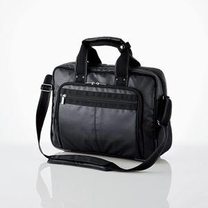 エレコム BM-BZ03BK ビジネスバッグ BIZDOM(ビズダム) ブラック