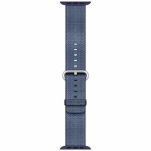 アップル(Apple) MPW12FE/A Apple Watch 38mm ケース用 ミッドナイトブルーウーブンナイロン