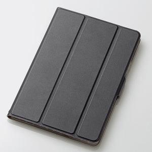 エレコム TB-A17SWVSMBK  iPad mini 4用フラップカバー(360度回転)