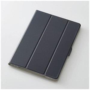 エレコム TB-A17WVSMBK 10.5インチiPad Pro用 フラップカバー 360度回転 ブラック