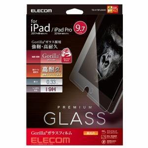 エレコム TB-A179FLGGGO  液晶保護ガラス(高耐久・ゴリラ)