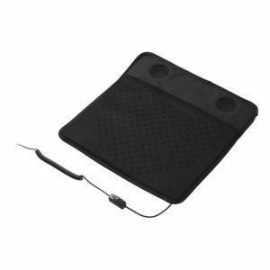 グリーンハウス GH-COOLSC-BK USBクーラークッション   ブラック