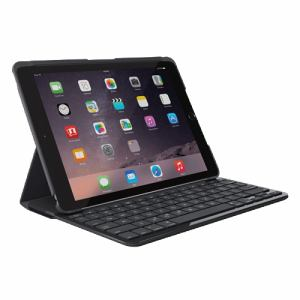 ロジクール IK1052BK Bluetooth対応 キーボード一体型ケース 「SLIM FOLIO」 ブラック