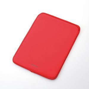エレコム TB-MSP5NPRD Surface Pro 2017年モデル用ネオプレンポーチ レッド