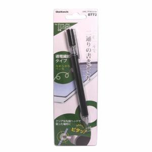 オウルテック OWL-TPSE02-BK 2WAY タッチペン ブラック