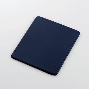 エレコム MP-SL01NV ソフトレザーマウスパッド ネイビー