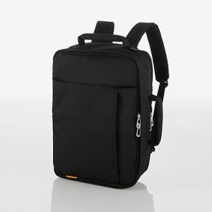 エレコム BM-SN03BK スタンダードPCバッグ(3WAY) ブラック