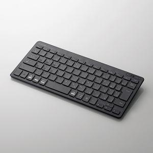 エレコム TK-FBP100BK  Bluetooth薄型ミニキーボード
