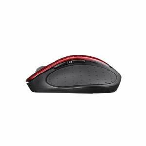 バッファロー BSMBW510MRD NEOFITマウス 無線/BlueLED光学式/静音/5ボタン Mサイズ レッド