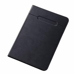 レイ・アウト タブレット汎用スリムレザーケース Sサイズ(合皮)/ブラック RT-TBAS/B