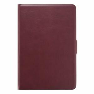 トリニティ iPad 第6/5世代 フリップ スーパースリム ワインレッド