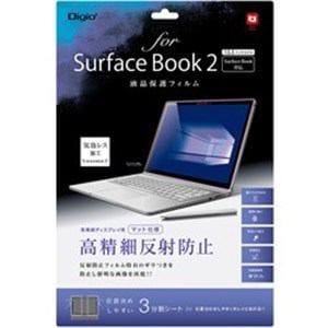 ナカバヤシ TBFSFB17FLH SurfaceBook2用 液晶保護フィルム 高精細反射防止