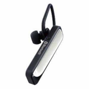 プリンストン Bluetoothワイヤレスハンズフリー「過剰防衛」(ホワイト) PTM-BEM9WH