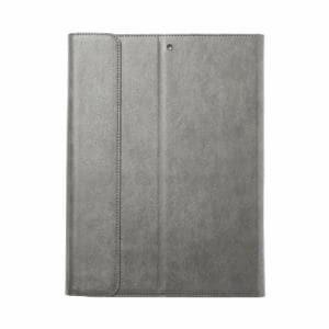 トリニティ iPad 6th/5th 手帳型フリップノートケース グレー TR-IPD189-FN-RGY TR-IPD189-FN-RGY