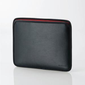 エレコム TB-MSG18SHPBK Surface Go セミハードポーチ ブラック