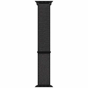 アップル MTLT2FE/A 40mmケース用ブラックスポーツループ