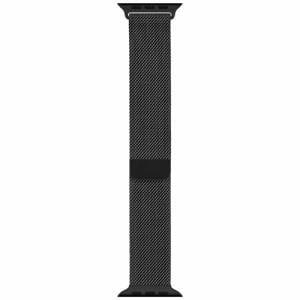 アップル MTU12FE/A 40mmケース用スペースブラックミラネーゼループ