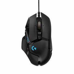 ロジクール G502RGBh G502 HERO ゲーミングマウス