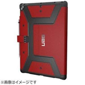 UAG 12.9インチ iPad Pro(第1/2世代)用 Metropolis Case(マグマ)  UAG-IPDPROLF2-MG