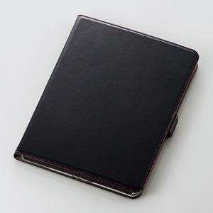 エレコム TB-A18M360BK iPad Pro 11インチ 2018年用ソフトレザーカバー(360度回転) ブラック
