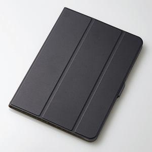 エレコム TB-A18MWVSMBK iPad Pro 11インチ 2018年モデル用フラップカバー(360度) ブラック