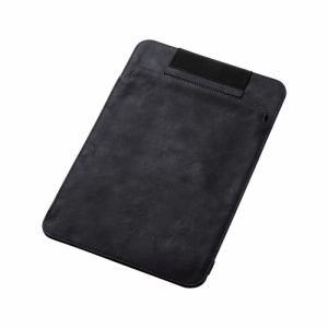 エレコム TB-A18MLPSBK iPad Pro 11インチ 2018年用スリップインポーチ(スタンド)