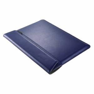 トリニティ MacBook Air Retina/Pro 13インチBookSleeve薄型ケース ネイビー TR-MB1813-BS-NNV