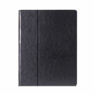 MSソリューションズ iPad Air 2019 薄型手帳型ケース PRIME ブラック LP-IP19LBK