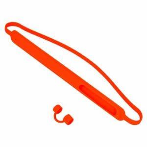 ラスタバナナ RAPPESI00OR Apple Pencil シリコンケース   オレンジ