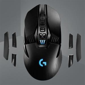 ロジクール G903H ゲーミングマウス ロジクールG  ブラック