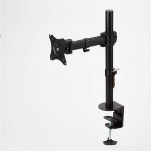 エレコム DPA-SS01BK ディスプレイアーム(シングルアーム/ショート)