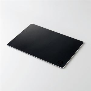 エレコム MP-GALBK ゲーミングマウスパッド(アルミタイプ) ブラック