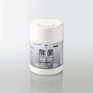 エレコム WC-AG30N 除菌ウェットクリーニングティッシュ 30枚