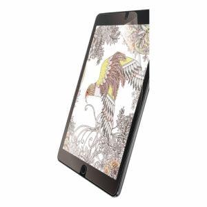 エレコム TB-A19RFLAPLL iPad 10.2 2019年モデル/保護フィルム/ペーパーライク/反射防止/ケント紙タイプ   SSS