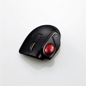 エレコム M-MT1BRSBK Bluetooth(R)モバイルトラックボール(親指操作タイプ)