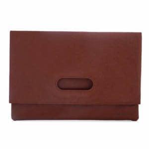 アーキサイト AM-PBCL-BR MOBO Laptop Case CLUTCH クラッチバッグ ノートパソコン タブレット 13.3インチまで PUレザー 合成皮革 ブラウン
