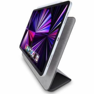 エレコム TB-A21PMWVPFBK iPad Pro 11inch 第3世代 2021年モデル 超薄型マグネット固定ケース ブラック