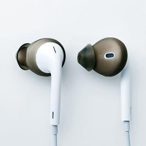 エレコム P-APEPIBK EarPods用イヤホンカバー(カナルタイプ) ブラック