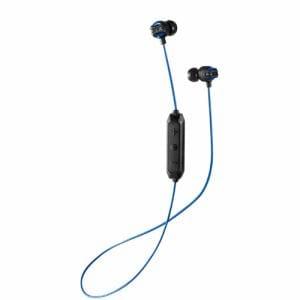 JVCケンウッド HA-FX101BT-A ワイヤレスステレオヘッドセット インナーイヤータイプ ブルー