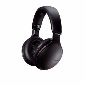 パナソニック RP-HD500B-K 【ハイレゾ音源対応】 ワイヤレスステレオヘッドホン ブラック