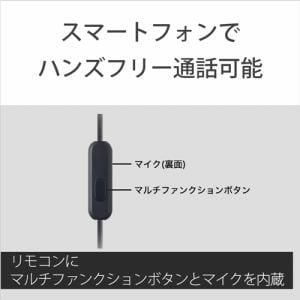 ソニー MDR-EX650AP-T スマートフォン対応 密閉型インイヤーレシーバー ブラスブラウン