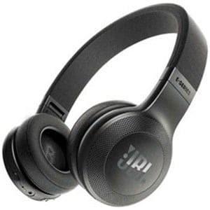 JBL JBLE45BTBLK Bluetooth対応 オンイヤーヘッドホン ブラック