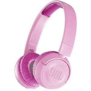 JBL JBLJR300BTPIK キッズ向け Bluetooth ヘッドホン ピンク
