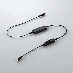 エレコム LBT-HPC1000RC MMCX対応 Bluetoothワイヤレスレシーバー